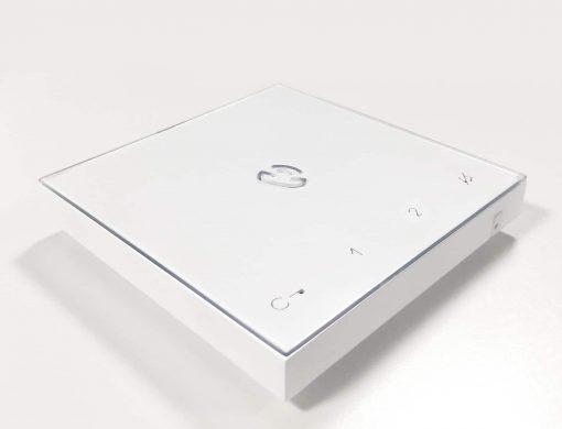 Audio Türsprechanlage modern weiß