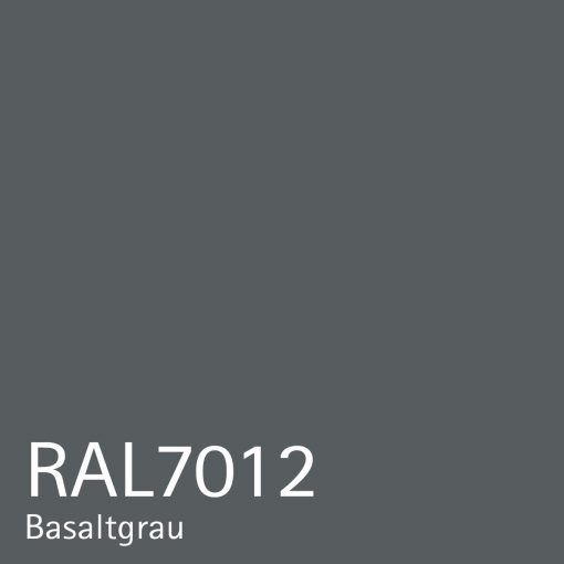 RAL7012 Basaltgrau