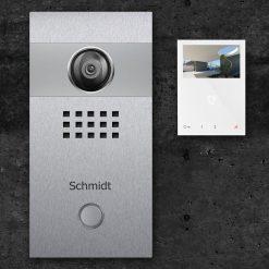 Türsprechanlage Video Kamera Innensprechstelle Wifi Namensbeschriftung