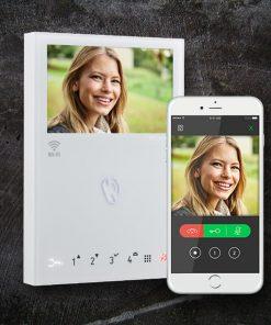 Türsprechanlage Video Wifi