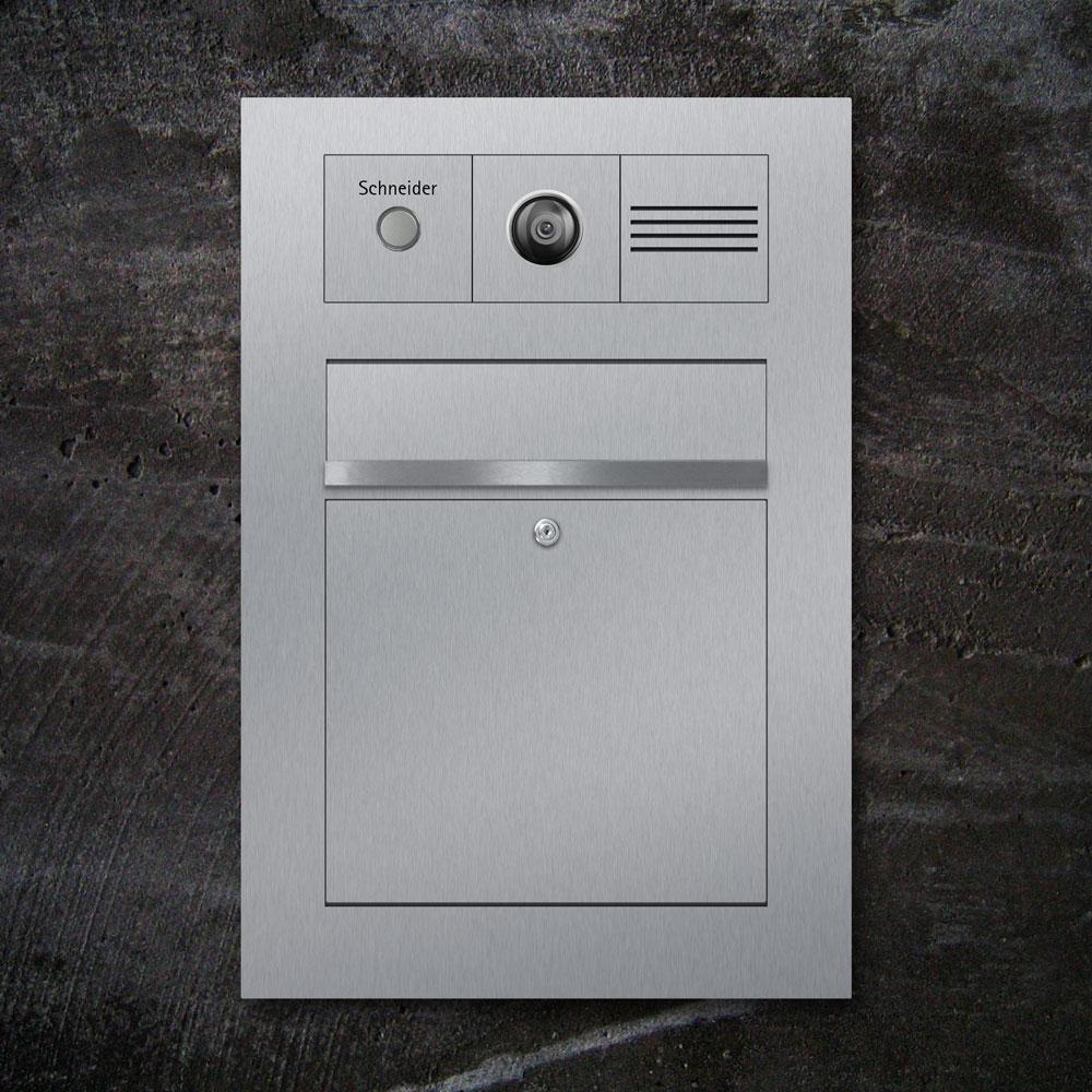 letterbox Türsprechanlage Modulsystem Videosprechanlage